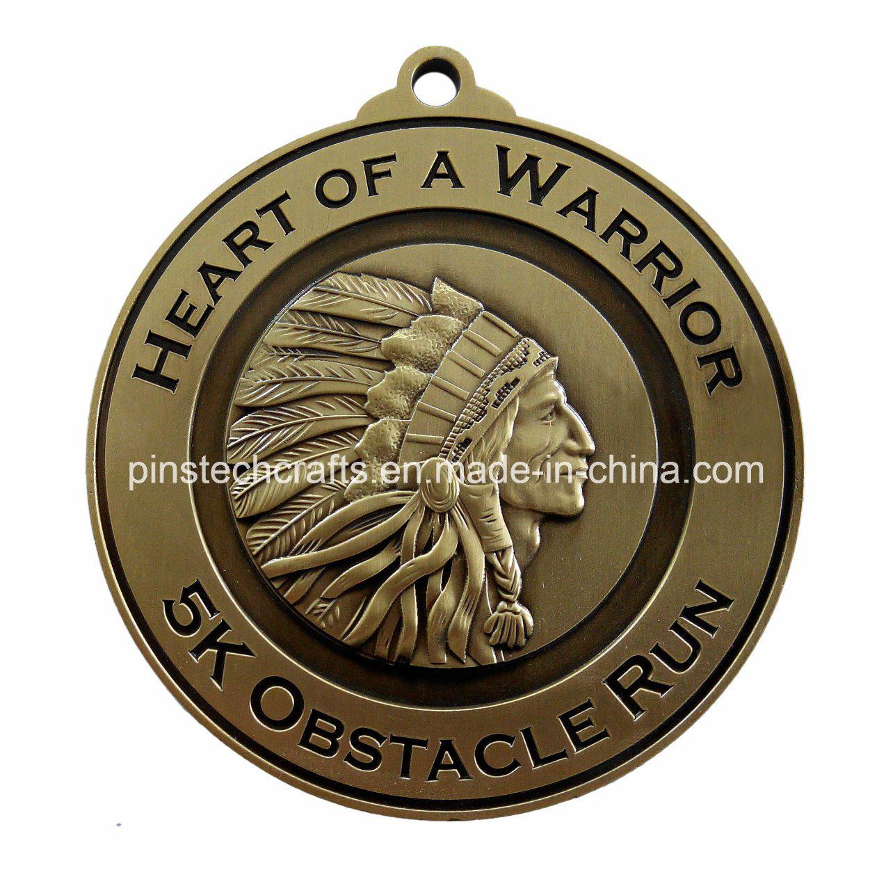 Factory Custom3d Sport Medal, Provide Free Artwork Design