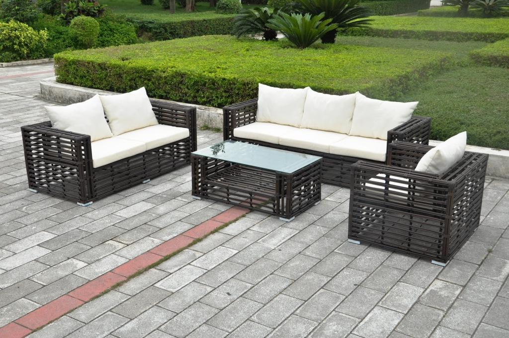 aluminum frame outdoor wicker furniture aluminum frame. Black Bedroom Furniture Sets. Home Design Ideas