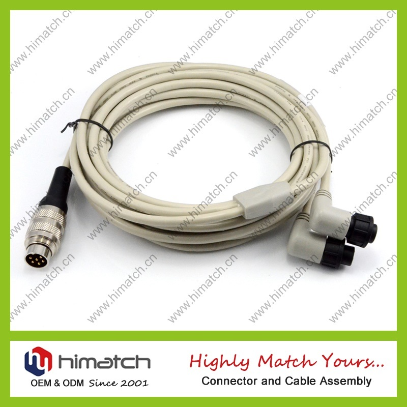 Robotic Mold Style Extension Camera Cable