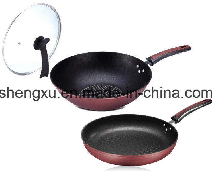 Pure Iron Non-Stick No-Oil Smoke Pure Iron Wok SX-JNY00