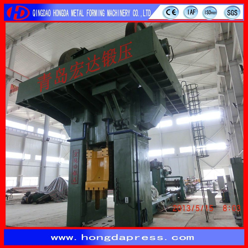 8000 Tons Friction Screw Press