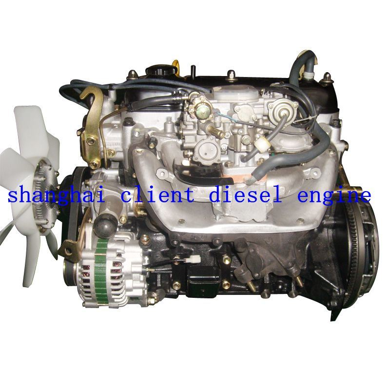 Brand New Toyota Diesel Engines (2y, 3y, 4y, 2rz)