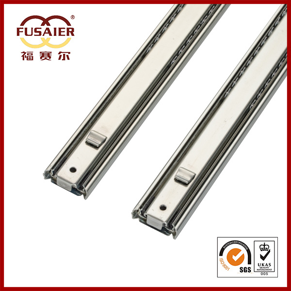 45mm with Bayonet Full Extension Ball Bearing Slide