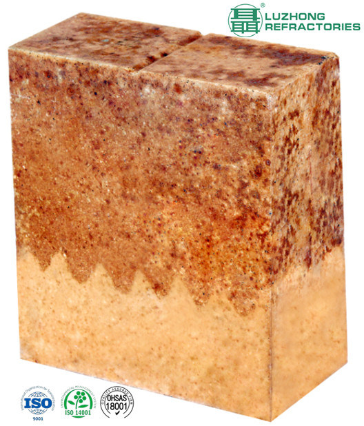 Silicon Mullite Compound Refractory Brick GM1450fh