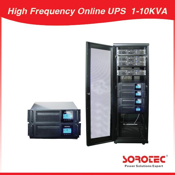 Large LCD Display UPS Online UPS HP9116c 1kVA to 10kVA
