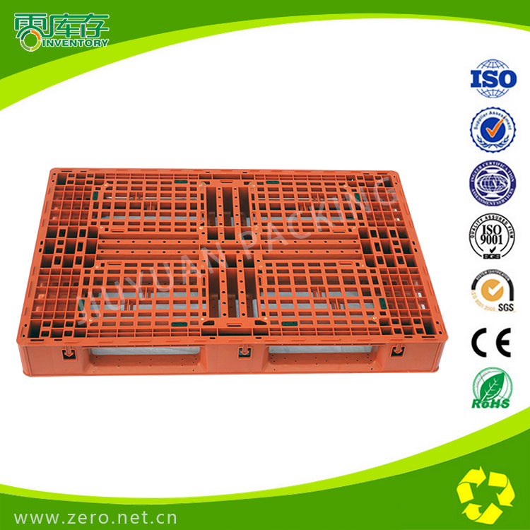 1200*800mm Free Shipping Warehouse Stackable Metal Euro Pallet