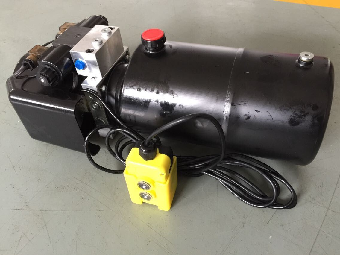 DC hydraulic Power Packs Used for Trailers