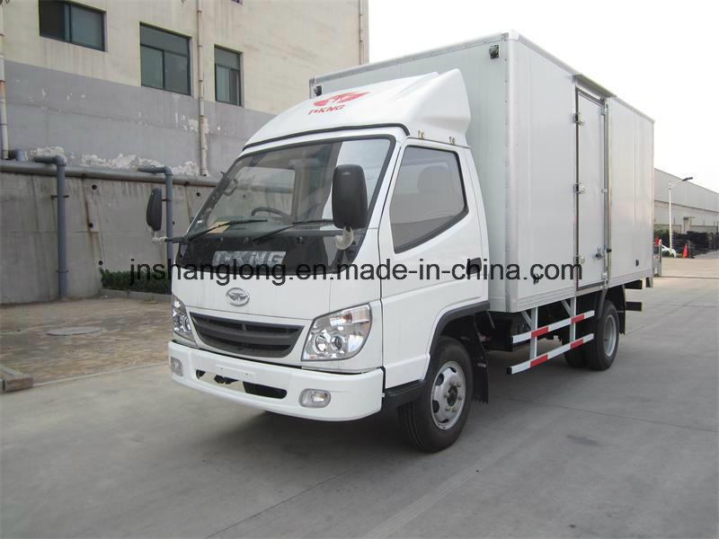 China 4X2 Mini Van Truck 2t for Sale