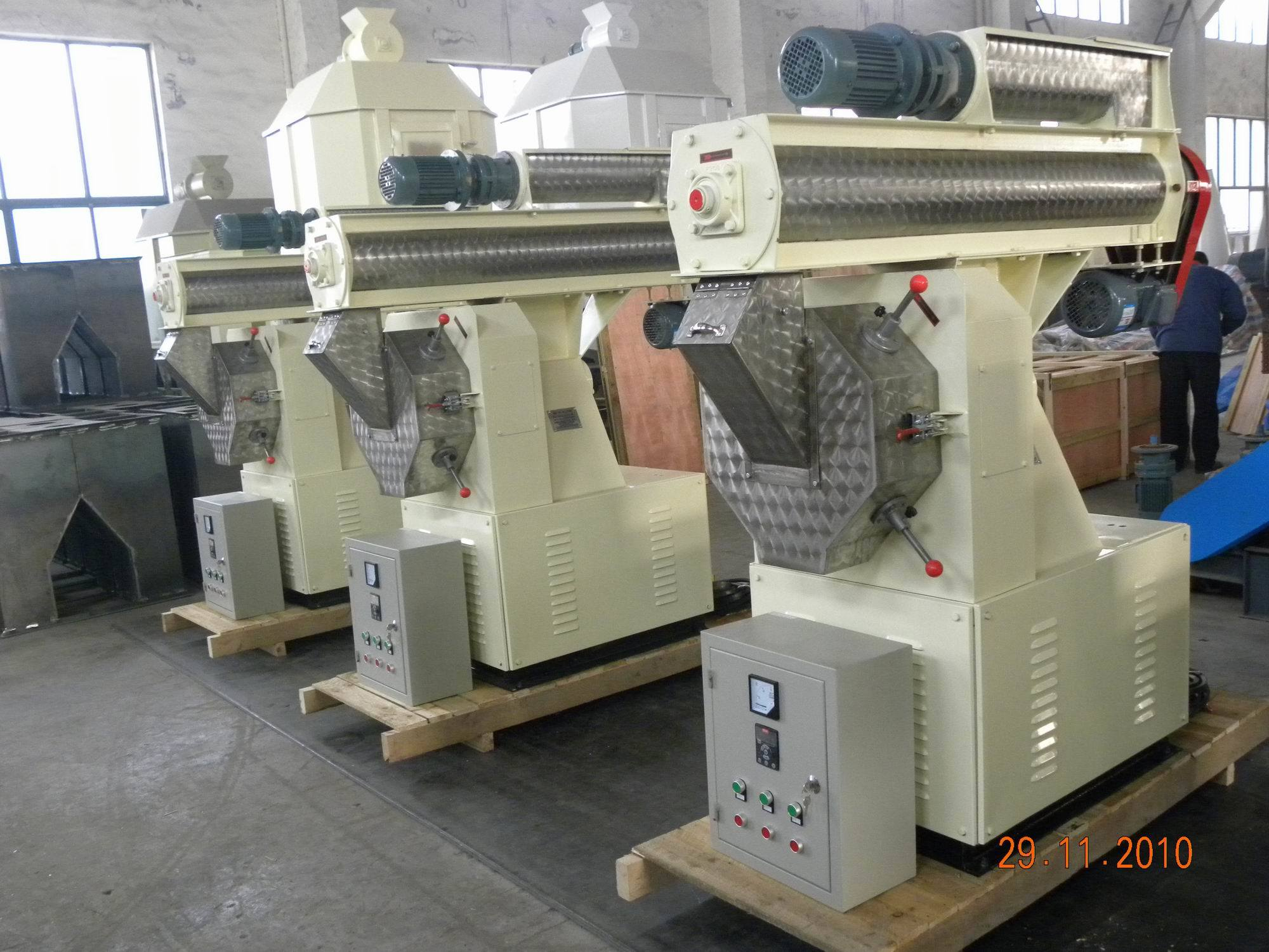 Hkj-25c Animal Feed Pellet Mill