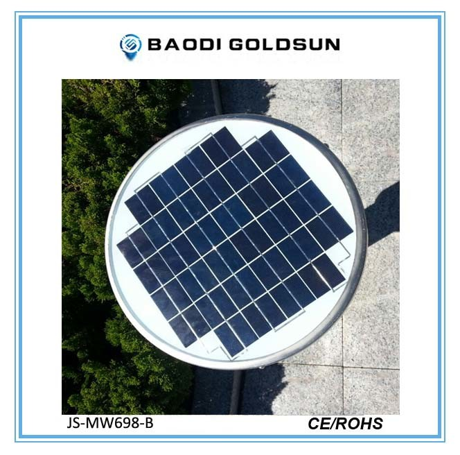 Outdoor Solar Electric Net Mosquito Killing Machine