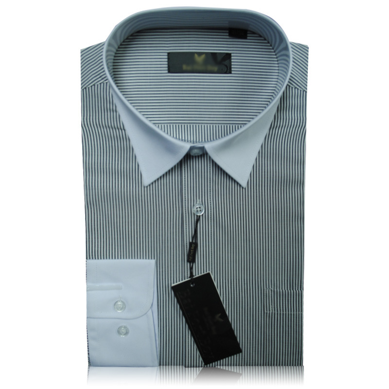 China Ready Made Slim Fit Man Business Shirt Blouse Photos