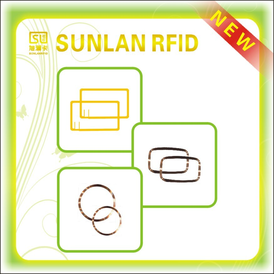 RFID Etching Inlay