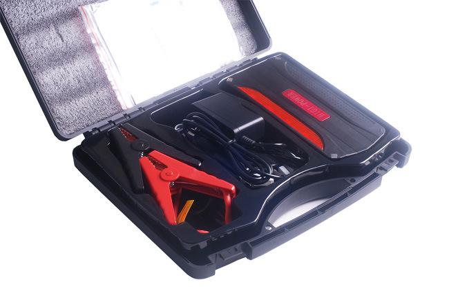 New High Power Portable Automobile 12V Battery Mini Jump Starter