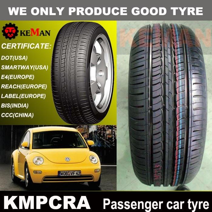 Passenger Car Tyre, PCR Tyre (KMPCRA)