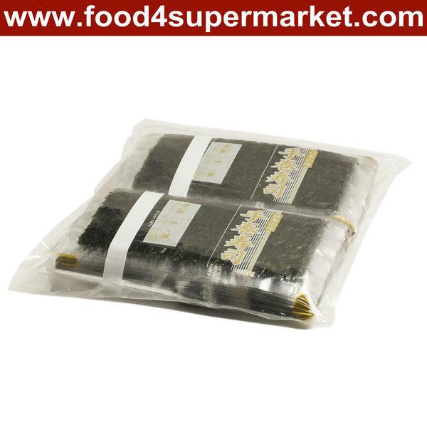 Onigiri Sushi Wrapper Roll or Triangle