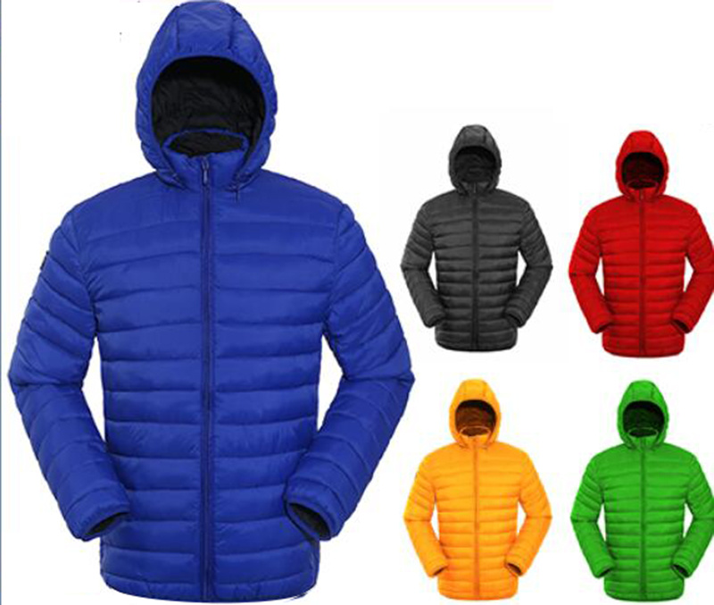 Winter Jacket, Padded Jacket, Duck Down Jacket