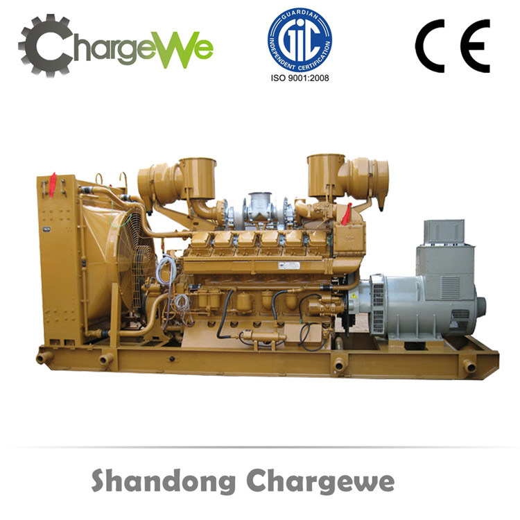 Ce/ISO Certified 300kw Diesel Generator Set with Jichai Engine.