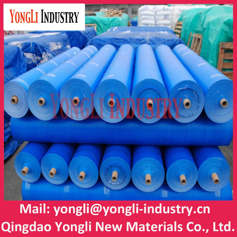 Waterproof PE Tarpaulin for Industry Cover