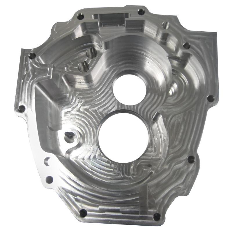 CNC Machining of Aluminium Material for Machines