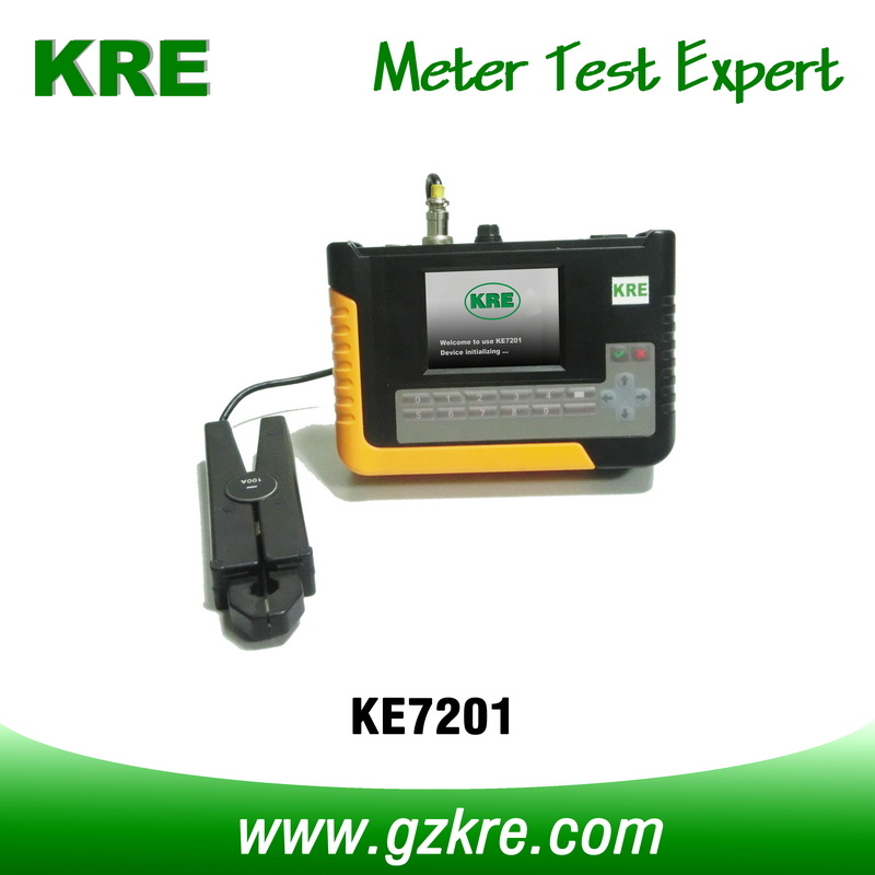 Class 0.2 Handheld Single Phase Standard Meter with Clamp CT Current Input