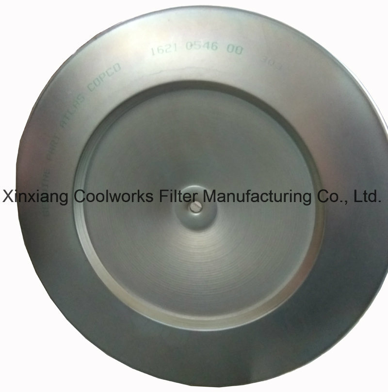 Air Filter for Atlas Copco Compressor 1621054600/99, 1621009400, 1635040700, 1630040799