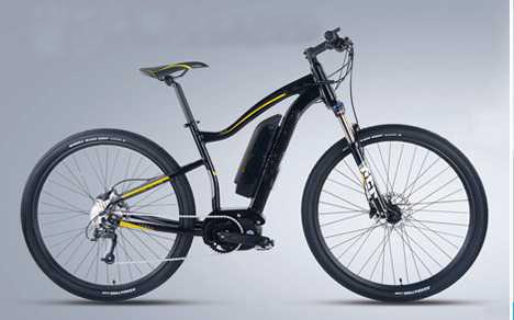 Fashion Moped Sport Mountain Bike Electric Eletrical Bike Pedelec
