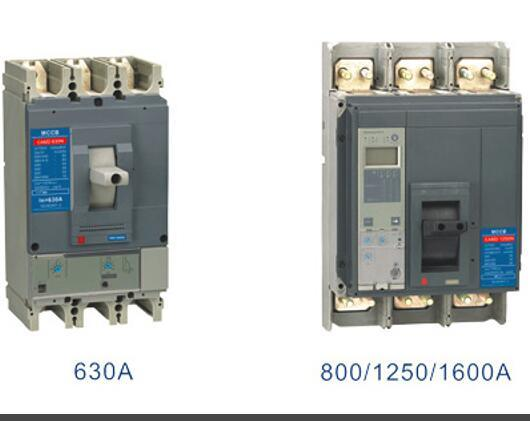 Ns (X) Current Adjustable Moulded Case Circuit Breaker (HM2)