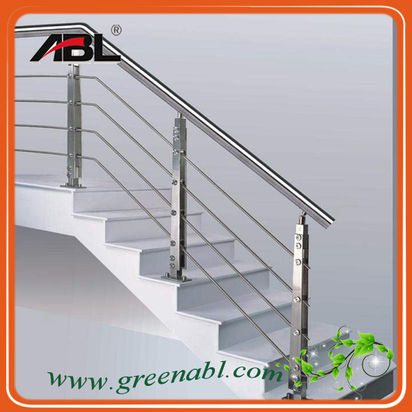 Design of stainless handrail joy studio design gallery - Steel stair railing design ...