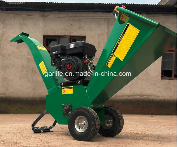7HP Wood Drum Chipper Shredder