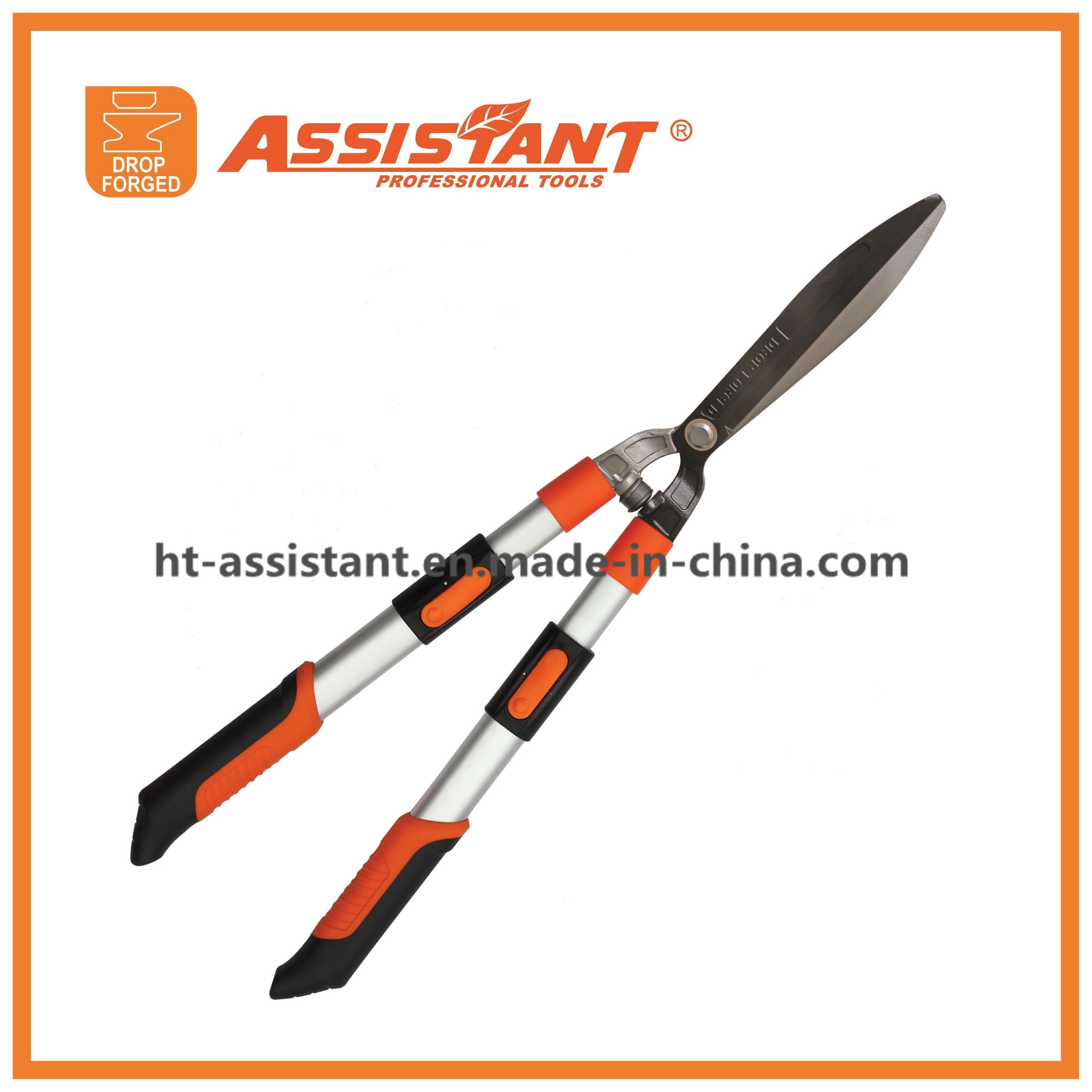 Garden Tools Lawn Branch Pruners Telescoping Drop Forged Hedge Shears