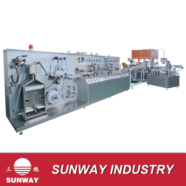 Aluminum-Plastic Laminate Tube Making Machine (B. GLS-III)