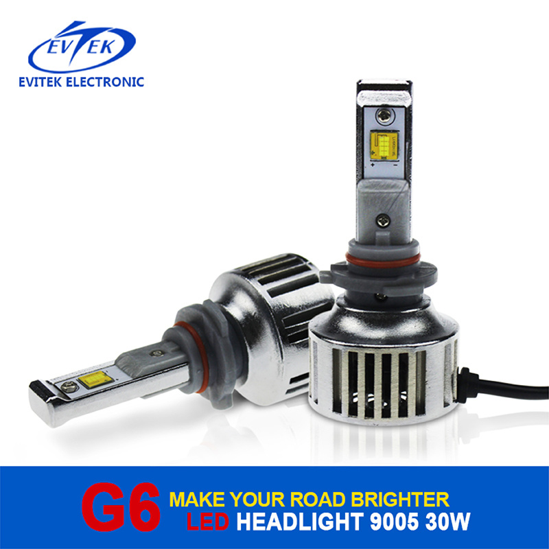 2016 Factory Price LED Headlight 8~32V for Cars, Trucks, Motorcycles and So on
