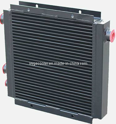 Aluminum Oil Cooler for Hydraulic Oil Cooling System