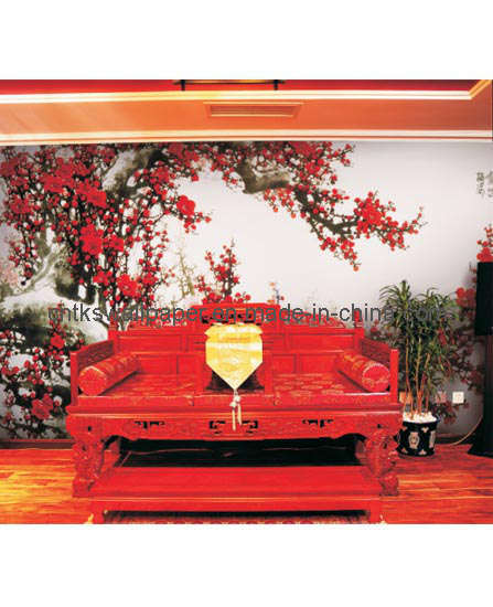 China tks wall mural with high definition photos for Definition mural