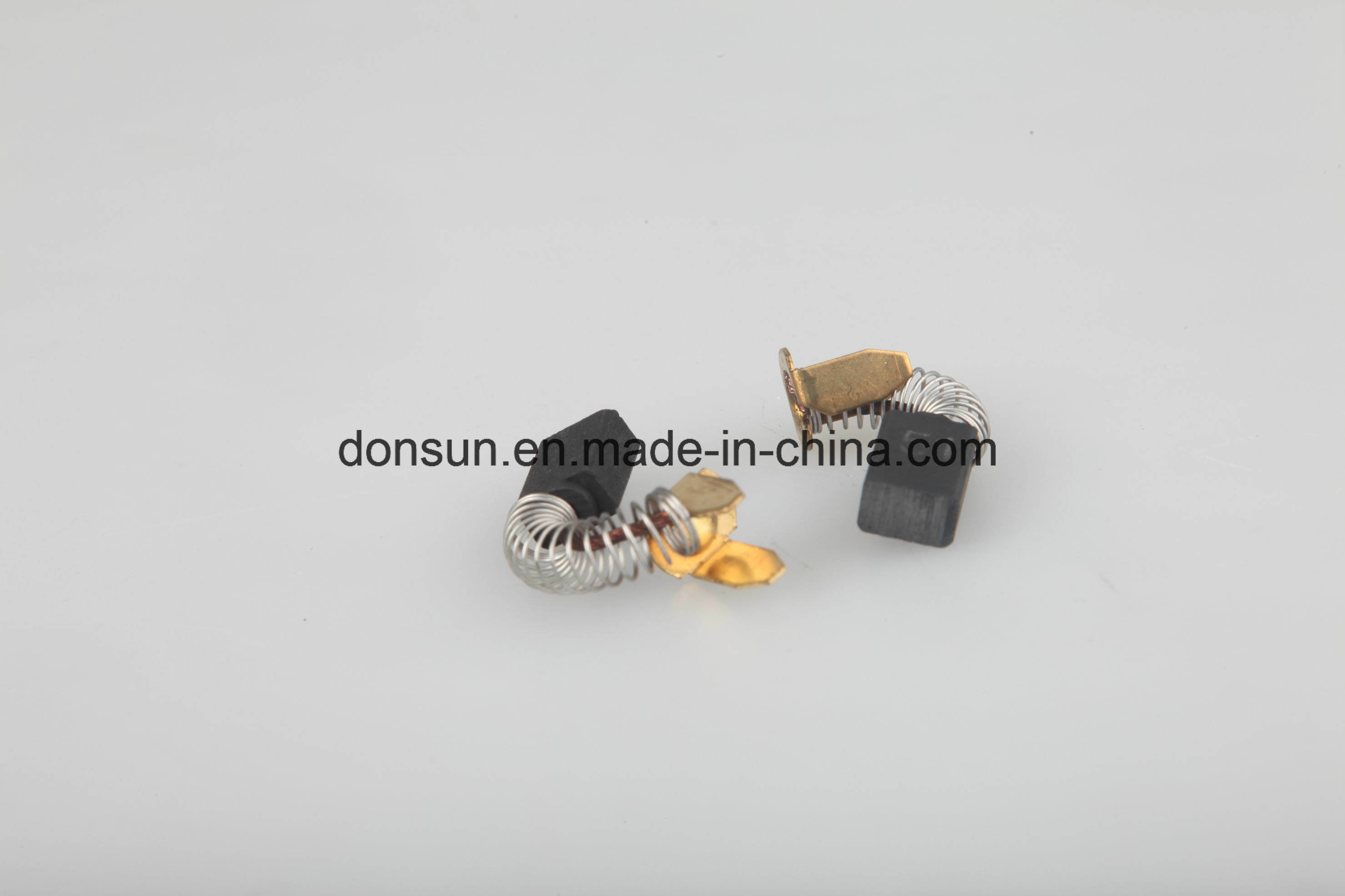 Carbon Brushes for Power Tools Motor
