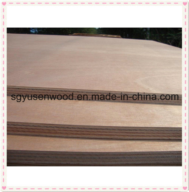 18mm Waterproof Okoume Plywood 4X8 Plywood Cheap Plywood