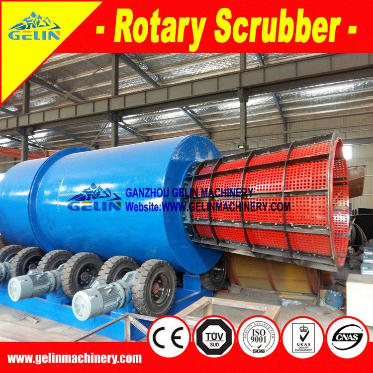 Large-Scale Heavy Mineral Sand Washing Plant