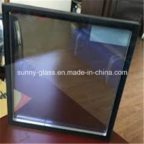 off-Line Tempered Insulated Low-E Glass