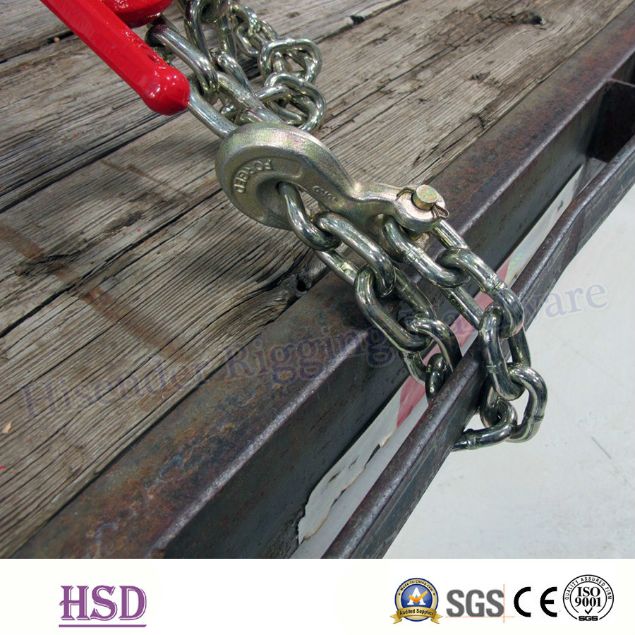 Welded Grade U1/U2/U3 Studless (Open) Anchor Link Chain with Certificate