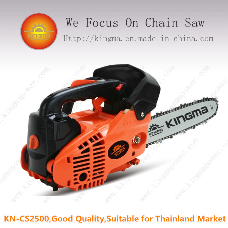 "25cc Chain Saw with 10"" or 12"" Bar and Chain"