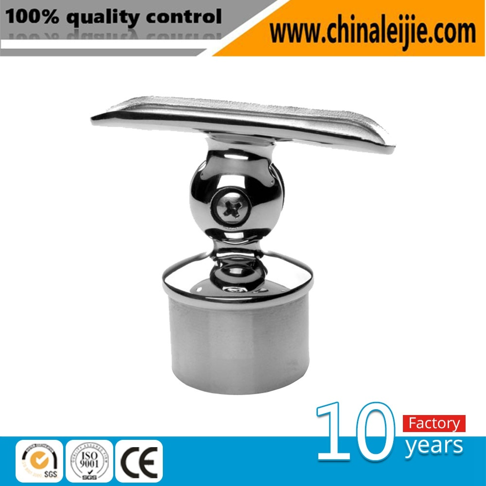 Wholesale Stainless Steel Handrail Flange Round Flange Mounting Round Base