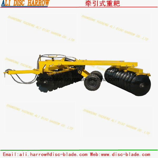 1bz Series of Hydraulic Heavy Duty Offset Disc Harrow for Africa Market
