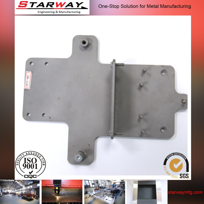 Custom Metal Work Steel Sheet Metal Fabrication