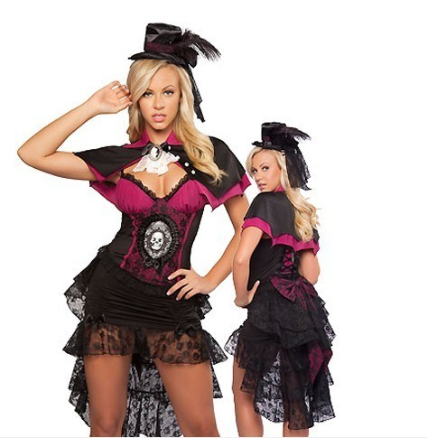 Latest Design Fantastic Sexy Halloween Costume Ct1393