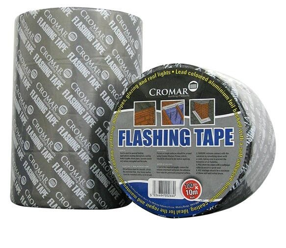 Adhesive Asphalt Flashing Tape/Bitumen Waterproof Band for Roofing