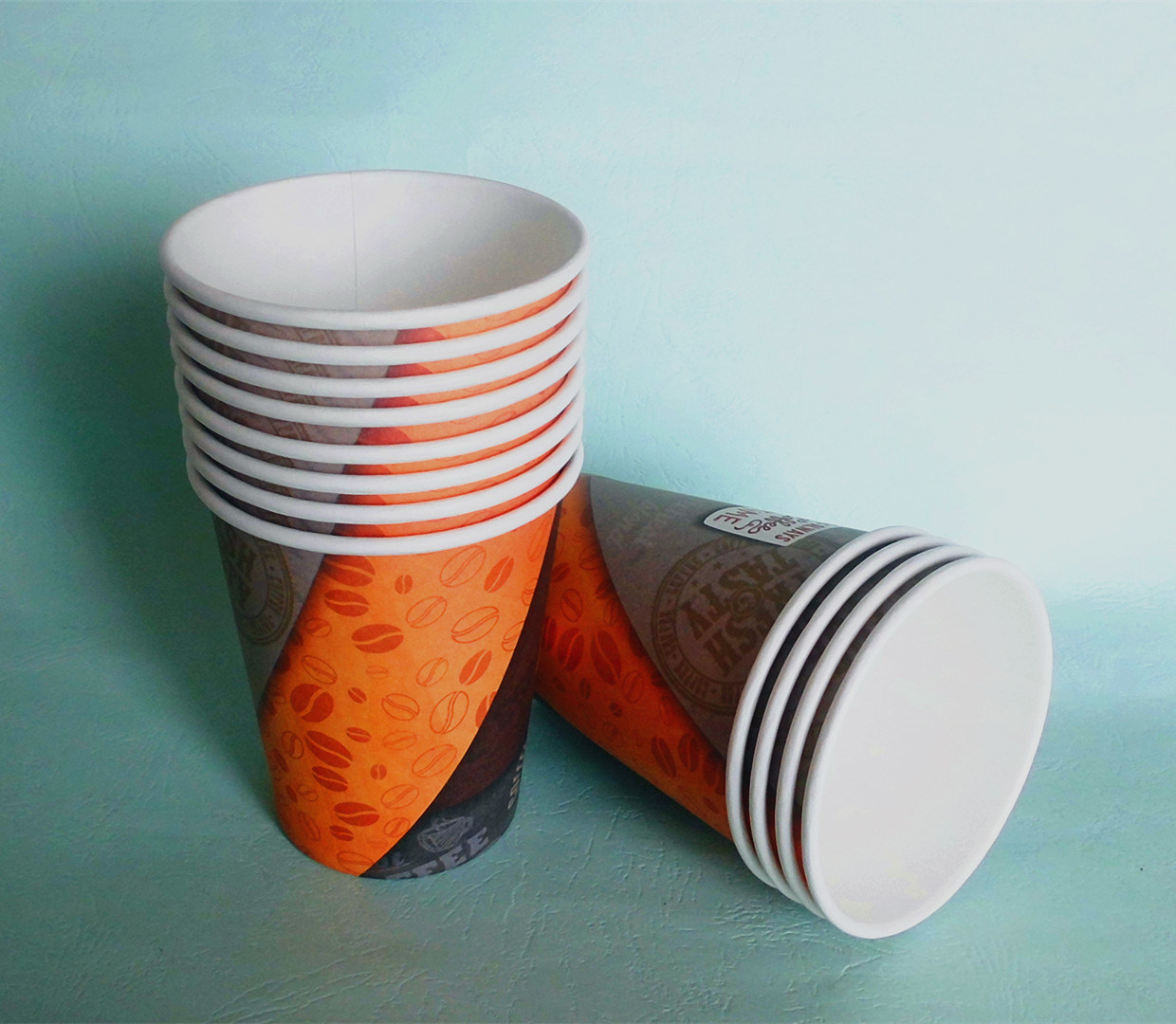 Disposable Single Wall Coffee Paper Cup