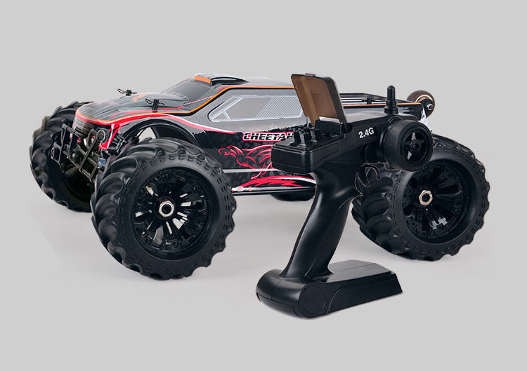 off-Road Vehicle RC Electric Car 1: 10 Scale