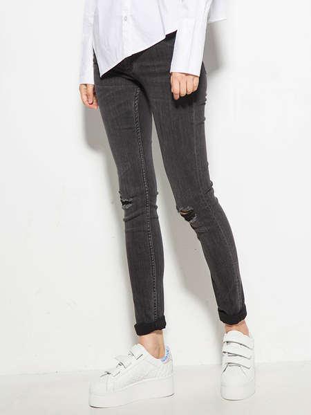 2017 Women Denim Skinny Jeans