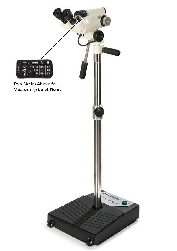AC-1320 Series Colposcope