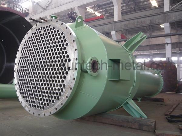Generation Reboiler - Titanium Clad Pressure Vessel (P003)